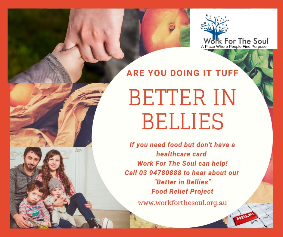 Better in Bellies Project July 2019